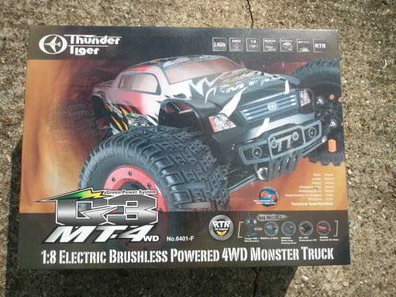 Thunder Tiger G3 Mt4 Review History